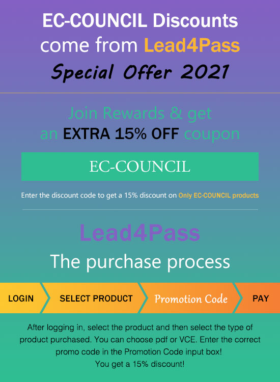eccouncil coupon code